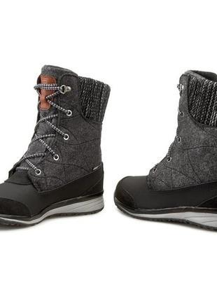 Теплые ботинки salomon, оригинал