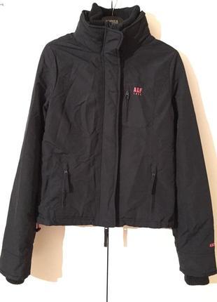 Демисезонная куртка abercrombie & fitch