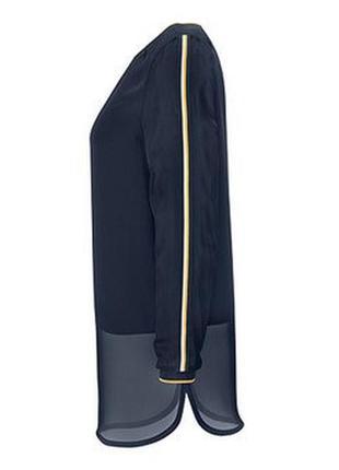 Элегантно и повседневно одновременно! блуза-туника с изысканными деталями от tchibo