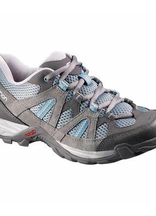 Трекинговые ботинки salomon (оргинал). 37р.стелька 24,5см.цена1200грн