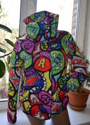 Куртка весеняя, теплая