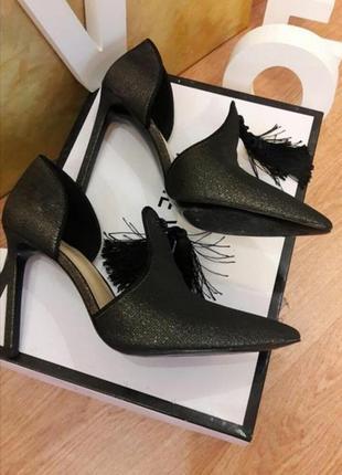 Стильные туфли лодочки дорсей nine west