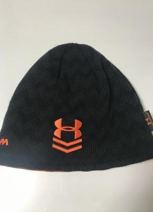 Теплая шапка under armour
