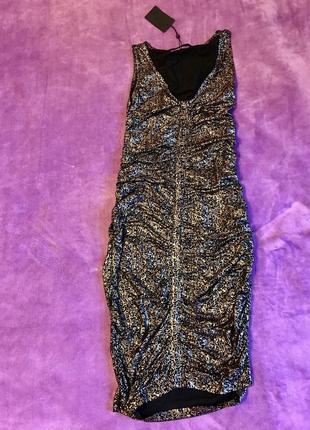 Minimum нарядное новогоднее платье