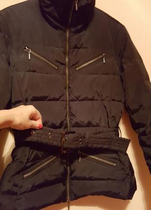 Шикарная куртка, пуховик geox