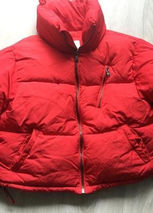 Куртка зимняя очень теплая