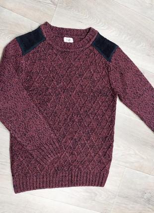 Вязаный свитерок f&f