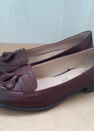 Туфлі footglove, оригінал, кожа