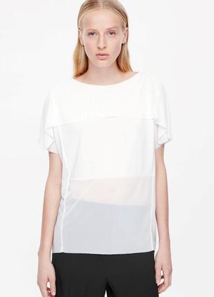 Блуза cos, размер xs, s, m, l