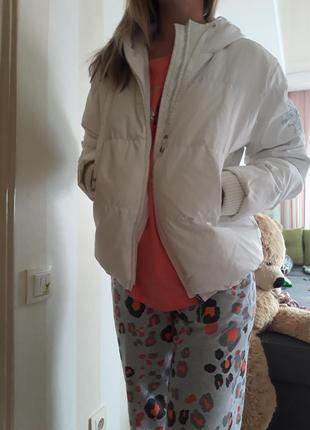 Куртка пуховик курточка