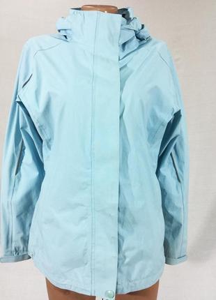 Голубая куртка nature year