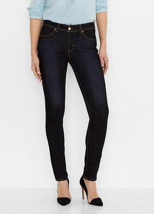 Классические джинсы levi's скинни оригинал сша