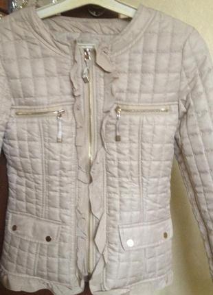 Курточка демисезонная, польша. распродаю все вещи за полцены