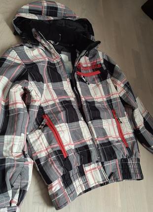 Лыжная термо курточка