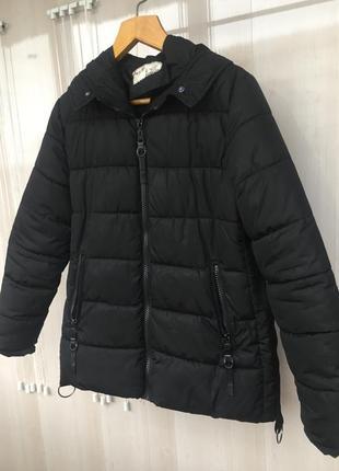 Куртка зима-холодная осень