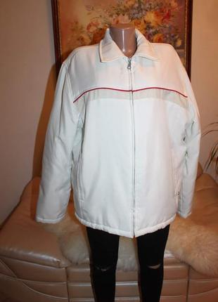 Теплач белач куртка