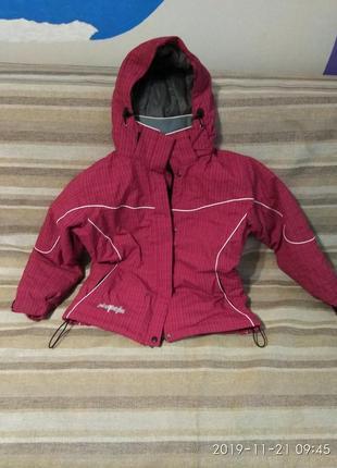 Зимняя лыжная куртка burton