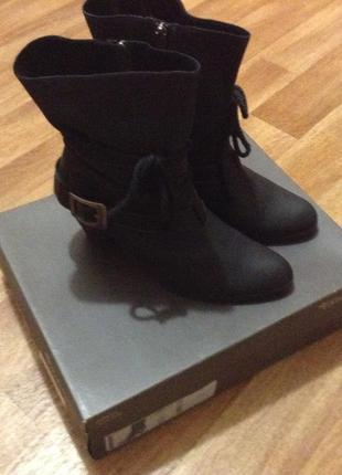 Фирменные ботинки tamaris