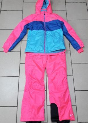 Лыжный термо костюм 146-152 новый