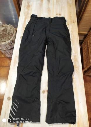 Классные штаны для зимнего спорта l-xl