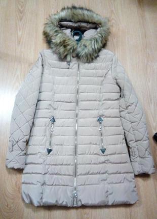 Курточка зимняя, р xl 48