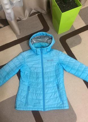 Куртка columbia omni-heat весна-осень