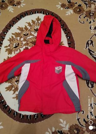 Куртка на рост 122-128см