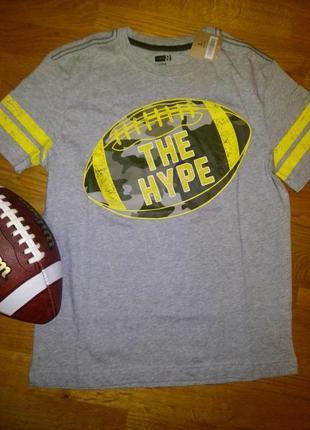 Новая футболка crazy8 на 10-12 лет