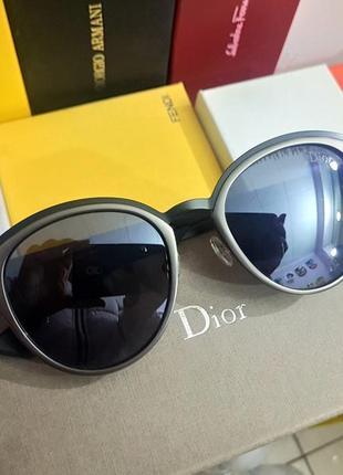 Стильные оригинальные очки в стиле dior