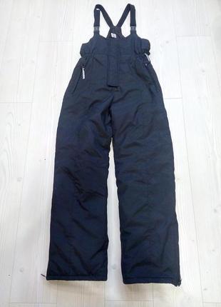 Лыжные брюки,полукомбинезон 176 см ( m)