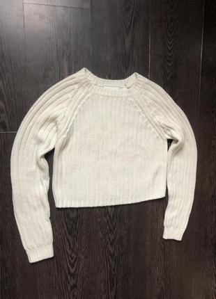 Укорочённый свитер ,кофта monki и много скидок 💕💕💕❤️