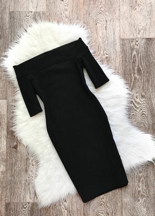 Маленькое черное платье от river island