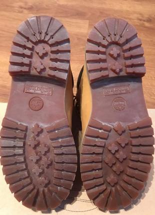 Ботинки timberland, 37,5 - 38р.6 фото