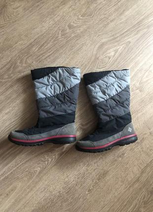 Зимові термо черевики
