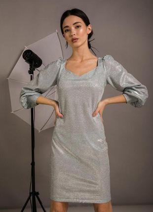 Идеальное новогоднее платье