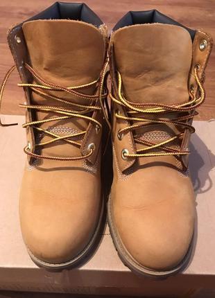 Ботинки timberland, 37,5-38р.