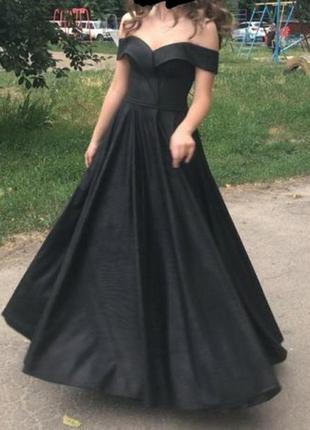 Выпусное платье