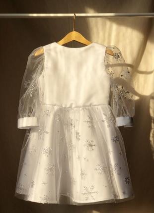 Новогоднее платье новорічна сукня