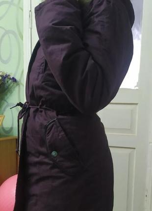 Парка, куртка зима s 36-38 синяя blue motion, германия