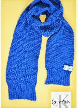Unisex шарф от calvin klein