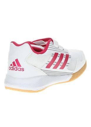 Кроссовки adidas оригинал 32 размер на девочку белые розовые