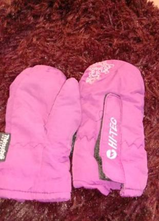 Термоперчатки рукавички термо