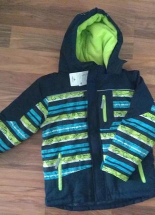 Куртка зимняя topolino 122