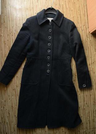 Длинный тренч, шикарное однобортное пальто от karen millen