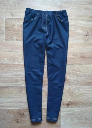 Лосини под джинс