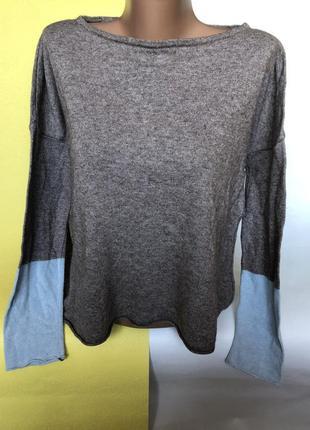 Стильный свитер из кашемира