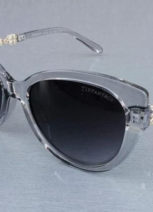 Tiffany & co очки женские солнцезащитные серые