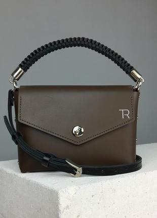 Сумка міні, hand made, сумка через плечо, крос-боді