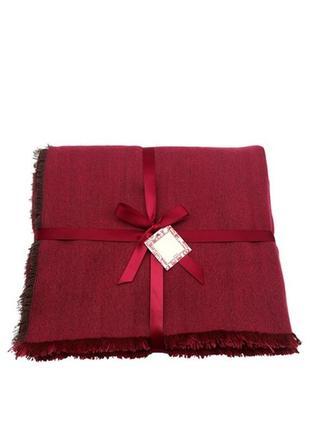 Палантин-плед 🎁  oriflame,130х160 см., новый в подарочной упаковке