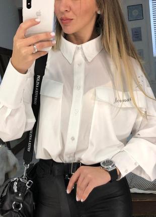 """Невероятно красивая и стильная блуза """"мечтай"""""""